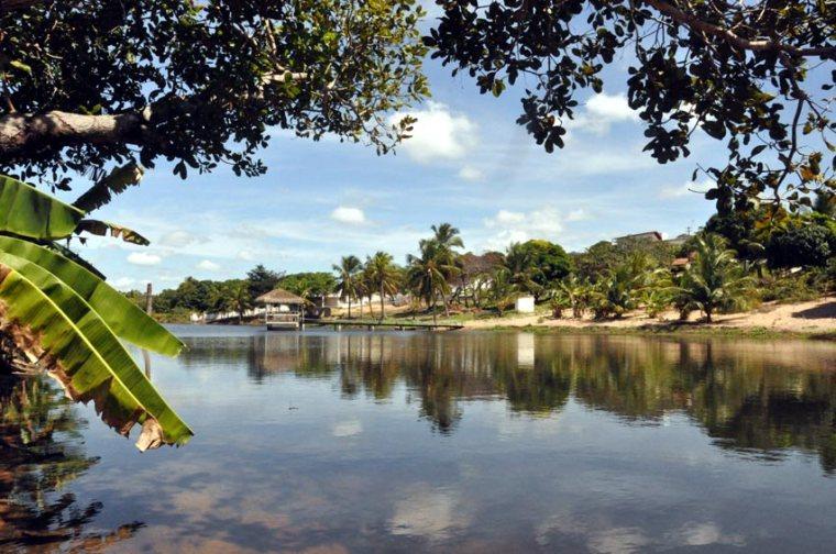 Lugar perfeito para relaxar, se divertir e mandar o stress por água abaixo